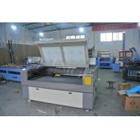 Quality Water - cooled chiller Co2 Laser Cutting Machine FOR fabric and leather for sale