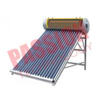Quality 150L Copper Coil Pre Heated Solar Water Heater for sale