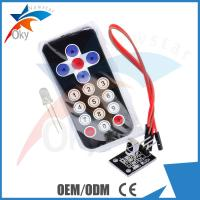 Quality Infrared Wireless Remote Control Arduino Starter Kit , Ultra thin for sale