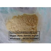 Quality Hormone Steroid Powder Trenbolone base to enhance muscle mass for sale