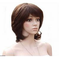 Buy Curly Wave 10 Inch Full Lace Human Hair Wigs With Baby Hair at wholesale prices