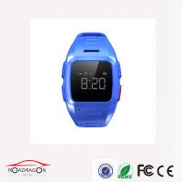 Quality TK -5W Wrist Watch GPS Tracker with Memory Card Suppport Google Map Tracking for sale