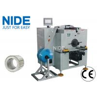 Quality Automatic deep water pump horizontal Stator Paper Insertion Machine for inserting insulation paper for sale