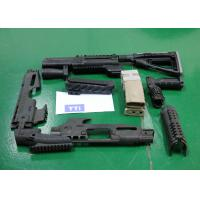 China Multi / Single cavity Plastic Injection Molding Parts High precision Gun Covers on sale