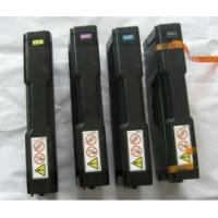 Buy C220 Ricoh Toner Cartridge For Ricoh Aficio SP C220N / 220S / 221N / 221SF / at wholesale prices