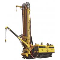 Quality Small Trailer Mounted CBM Drilling Rig / Core Drill Rig For Exploration for sale