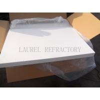 Quality Low Thermal Conductivity Insulation Ceramic Fiber Board Lowes Fire Proof Insulation for sale