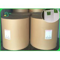 Buy cheap FSC Approved 60g 70g 80g Uncoated Woodfree Paper Offset Printing In Reel or from wholesalers