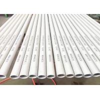 China Schedule 80 304 TP304 Seamless Stainless Steel Tubing 6 Inch Diameter on sale