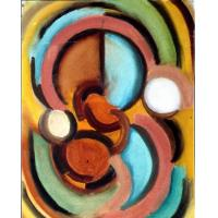 Quality art painting abstract person image frame painting for sale