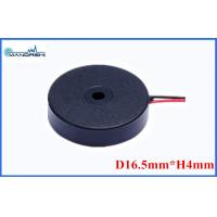 Buy Micro Wire 9V Piezo Electric Transducer 4000Hz For Medical Instrument at wholesale prices