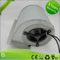 Quality EC Input Double Inlet Centrifugal Fans / Forward Curve Fan Blower 133 * 190mm for sale