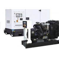Buy cheap 16kva small diesel generator power with Perkins engine 404D-15G 60Hz from wholesalers