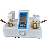 Quality Automatic oil petroleum testing equipment cleveland open cup flash point analyzer for sale
