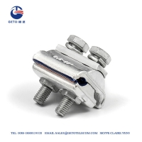 Quality ISO9001 CAPG 300sqm Parallel Groove Clamp Connector for sale