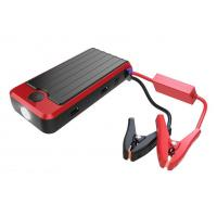 Quality Slim portable auto battery jump starter  power pack li polymer battery  mobile starter kits for sale