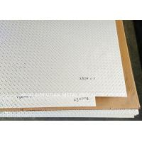 Quality ASTM  A240 304 NO1 Hot Rolled Stainless Steel Sheet 1500*6000 Acid White For Construction for sale