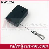 Quality Ipad Retractable Security Cable , Retractable Steel Cable ReelFor Wire Harness Positioning for sale