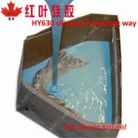 Buy cheap Plaster figurines casting liquid rtv silicone rubber from wholesalers