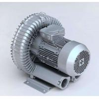 Quality 50 / 60Hz 4.3kw Silver Turbine Air Blower , Industrial Air Blower For Package Machine for sale
