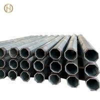 Quality Double Circuit Tension Steel Power Poles 50FT 52FT 55FT Long Service Life for sale