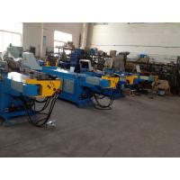 Quality Proximity Sensor CNC Metal Pipe Bending Machine / equipment , AIRTAC Cylinder pipe bender for sale