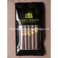 Quality Chinese cigar logo brand / Cigar Bag Humidor With Humidified System for sale