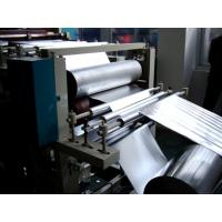 Buy Industrial Foil Sheet Inter Folding Machine for Food / Fruit Packaging with CE at wholesale prices
