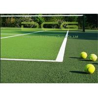 Quality 5 Years Warranty Tennis Artificial Grass Long - Lasting And Fade - Resistant for sale