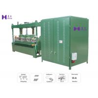 Quality Two Lines Continue Curtain Plastic Welding Machine With Tooling Positioning Fixture for sale