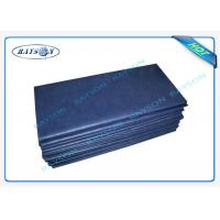 Quality Anti - Bacterial Medical Non Woven Fabric Disposable Bed Sheet Roll for sale