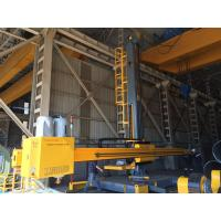 Quality 6x6 Welding Column And Boom Travel On Rail With Recovery Machine And Cross Slide for sale