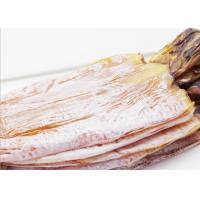 Quality Salt Whole Dried Squid Todarodes Pacificus 18% - 20% Moisture for sale