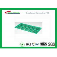 Quality CEM-1 Material Single Sided PCB Panel  No X-out Allowed Lead free HASL PCB for sale