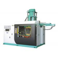 Quality OEM Vertical 300 Ton Rubber Stopper Injection Machine Large Production for sale