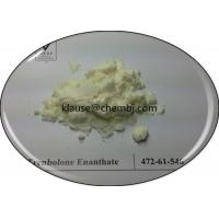 Quality Trenbolone Steroids Trenbolone Enanthate Yellow Powder 10161-33-8 for sale