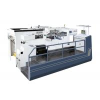 Quality Automatic Flatbed Bronzing Industrial Die Cutting Machine 800 X 620 Mm Paper Size for sale