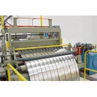 Buy Silicon Steel Lamination Slitting Machine Frequency conversion control at wholesale prices