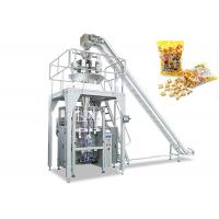 Quality Automatic Biscuit Packaging Machine , Vertical Form Fill Seal Packaging Machines for sale