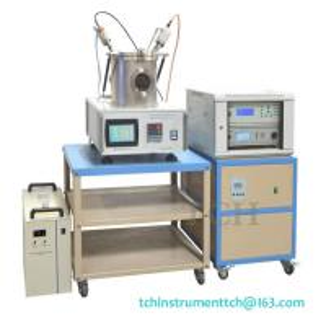 "China DC/RF Dual-Head High Vacuum 2"" Magnetron Plasma Sputtering Coater - VTC-600-2HD-LD on sale"
