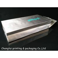 Quality Biologicals Aluminium Foil Pouch Packaging For Medicine Glossy Finishing for sale