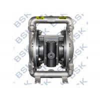 Quality Pharmacy Chemicals Air Driven Diaphragm Pump Stainless Steel for sale