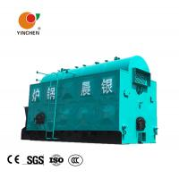 Quality Coal Fired Residential Boiler , Fire And Water Pipes Coal Powered Boiler for sale