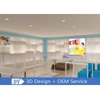 Quality Children'S Clothing Store Racks And Shelves / Shop Display Furniture for sale