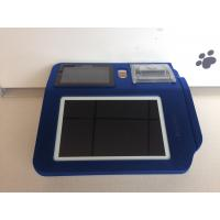 """Quality Android 4.4.2 Wireless POS Terminal Lightweight with 7"""" TFT LCD Screen for sale"""