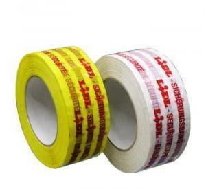 China Bopp OPP Printed Tape Printed Adhesive Packaging Tape on sale