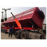 Buy RoHS Welded Regular Pressure Telescopic Hydraulic Ram for Side Dumper at wholesale prices