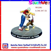 Quality Polyresin wrestling Figurines for sale