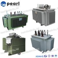 Quality 100KVA 10KV energy-saving Oil immersed distribution transformer with Low Loss for sale