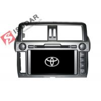 Quality Android 6.0 Octa Core Toyota Prado Sat Nav , Toyota Prado Dvd Player Support Newest Apps for sale